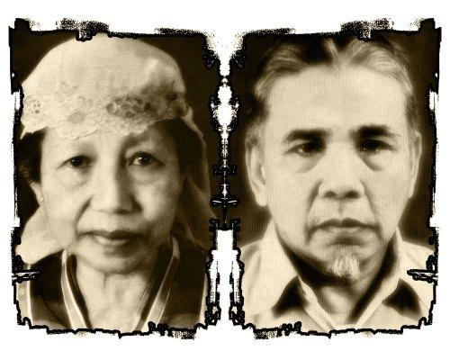 Hj. Siti Khadijah dan H. Halid