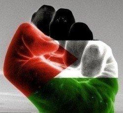Palestina berjuang..