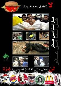 Membeli Produk yg mendukung eksistensi israel menjadi bahan amunisi utk membunuh Muslim Palestina