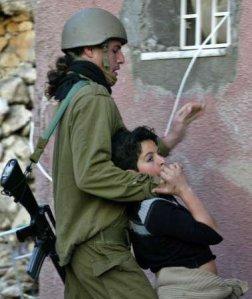 Tentara Israel yg Pengecut